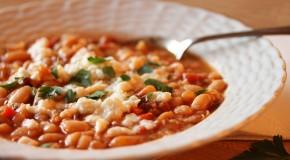 Chorizo-bonensoep