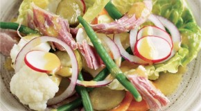Gerookte Ham Salade