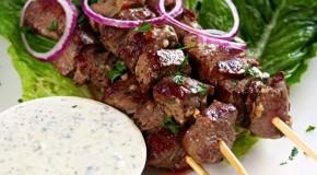 Kalfsvlees mediterrane