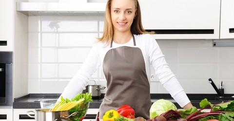 Lekker koken met weinig vet
