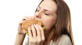 Slechte eetgewoonten vervangen of verbannen.